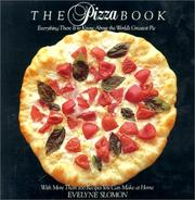 Cover of: The pizza book by Evelyne Slomon