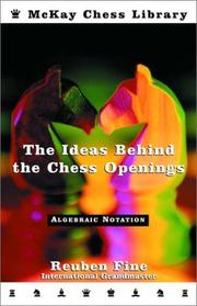 The ideas behind the chess openings PDF