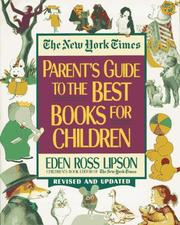 The New York times parent's guide to the best books for children PDF