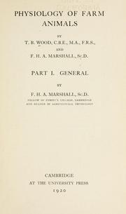 Physiology of farm animals PDF