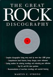 The great rock discography by M. C. Strong