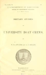 Dietary studies in of university boat crews PDF
