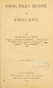 Young Folks' History of England PDF