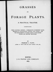 Grasses and forage plants PDF