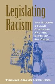 Legislating racism PDF