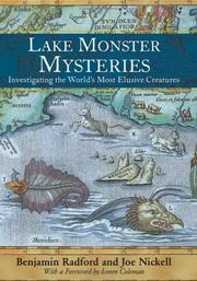 Lake monster mysteries PDF