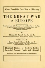 Most terrible conflict in history PDF