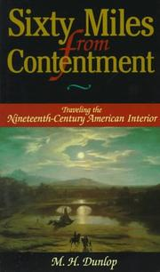 Sixty miles from contentment PDF