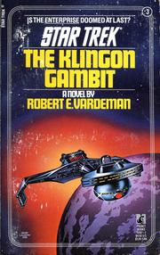 The Klingon gambit by Robert E. Vardeman