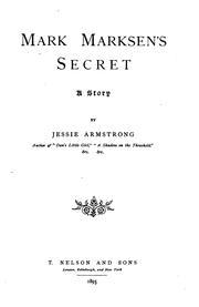 Mark Marksen's Secret PDF