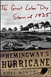 Hemingway&#39;s Hurricane by Phil Scott