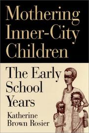 Mothering Inner-City Children PDF