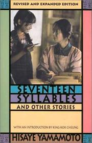 Seventeen syllables and other stories PDF