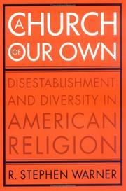 A Church Of Our Own PDF
