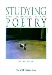 Studying poetry by Brian Moon