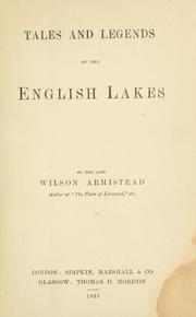 Tales and legends of the English lakes PDF