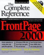 FrontPage 2000 PDF