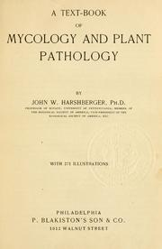A text-book of mycology and plant pathology PDF