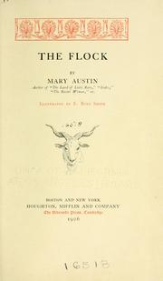 The  flock by Mary Austin