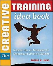 Creative Training Idea Book, The