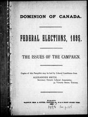Federal elections, 1895 PDF