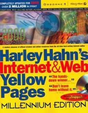 Harley Hahn's Internet & Web Yellow Pages, Millennium Edition PDF