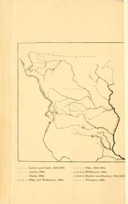 The early exploration of Louisiana by Isaac Joslin Cox