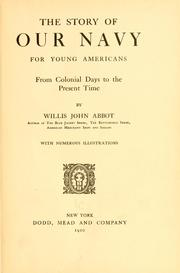 The story of our navy for young Americans, from colonial days to the present time PDF