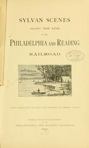 Sylvan scenes along the line of the Philadelphia and Reading railroad .. PDF