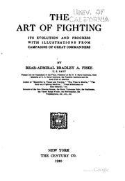 The art of fighting PDF