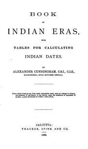 Book of Indian Eras PDF