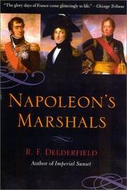 Napoleon's marshals by R. F. Delderfield