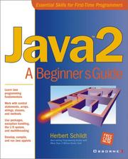 Java 2 by Herbert Schildt