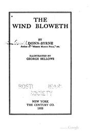 The wind bloweth PDF
