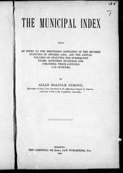 The Municipal index