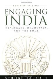 Engaging India: Diplomacy, Democracy, And the Bomb PDF