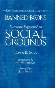 Literature suppressed on social grounds PDF