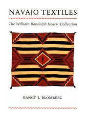 Navajo textiles by Nancy J. Blomberg