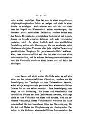 Die Trennung von Staat und Kirche, der staatliche Religionsunterricht und die theologischen ...