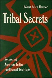 Tribal secrets PDF