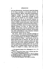 Eustache Deschamps, sa vie, ses oeuvres, son temps: étude historique et littéraire sur la ...