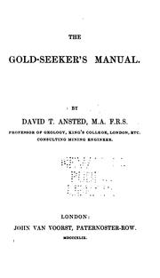 The Gold-seeker's Manual PDF