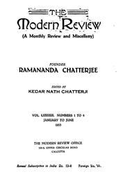 The Modern Review PDF