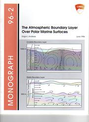 The atmospheric boundary layer over polar marine surfaces PDF