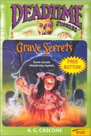Grave Secrets (W/Button) (Deadtime Stories , No 8) PDF