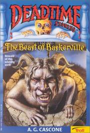 The Beast of Baskerville (Deadtime Stories , No 13) PDF