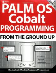 Palm OS Cobalt Programming From the Ground Up, Second Edition (From the Ground Up) PDF