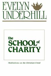 The school of charity by Evelyn Underhill