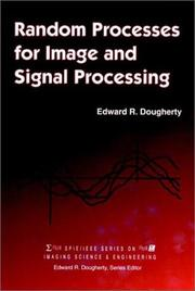 Random processes for image and signal processing PDF