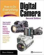 How to do everything with your digital camera PDF